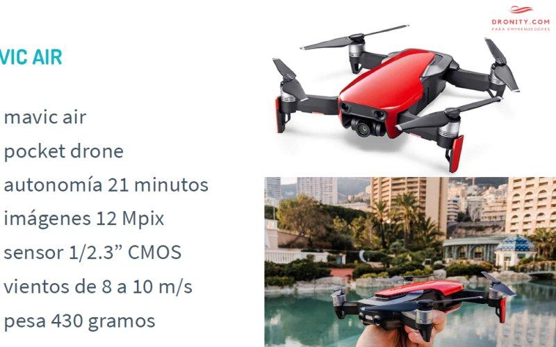 10. Drones DJI que sirven para hacer mapas